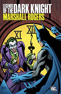 Legends of the Dark Knight: Marshall Rodgers