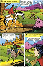 Classics Illustrated Junior #560: The Doll Princess