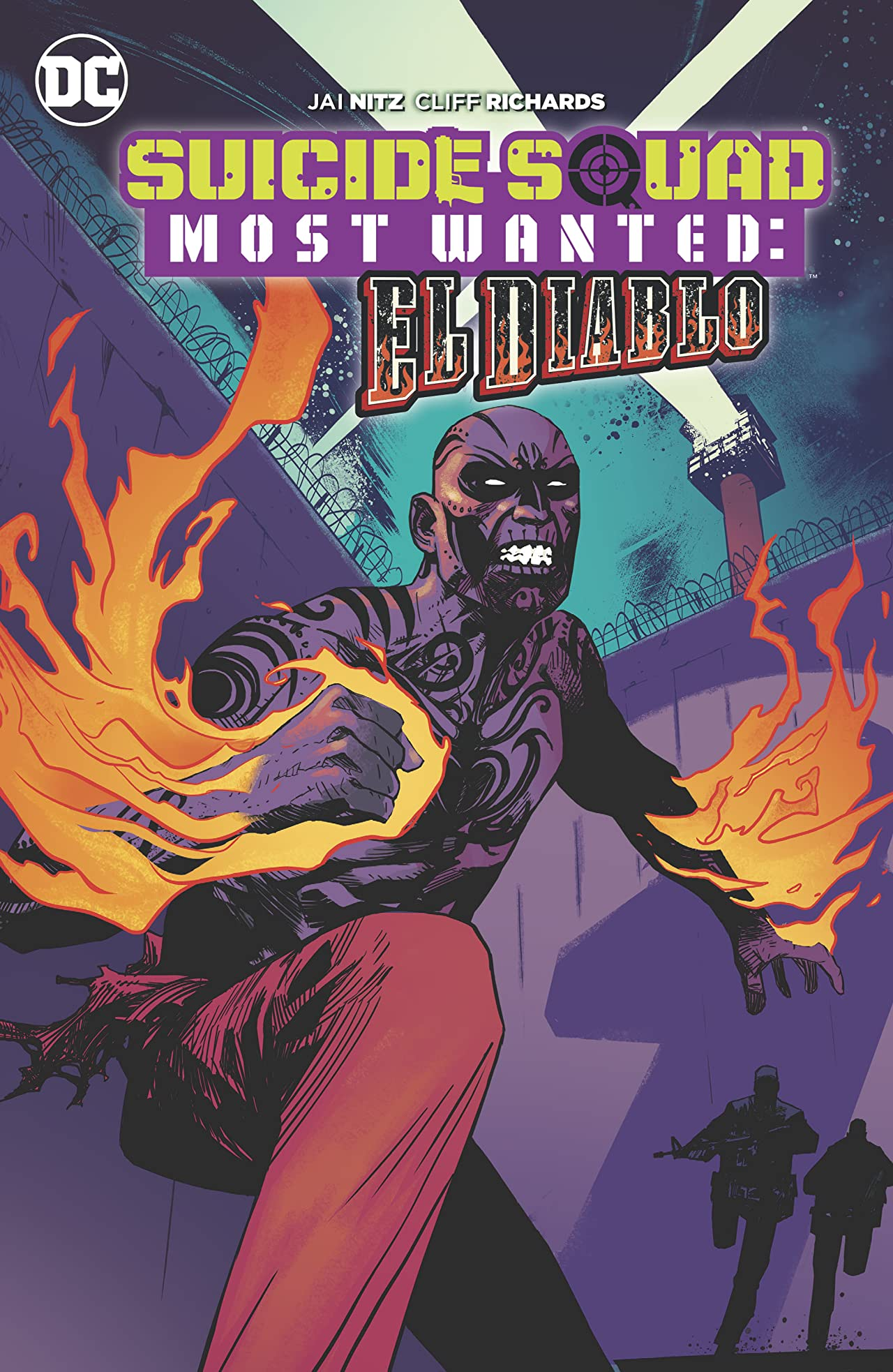 Suicide Squad Most Wanted: El Diablo (2016-2017)