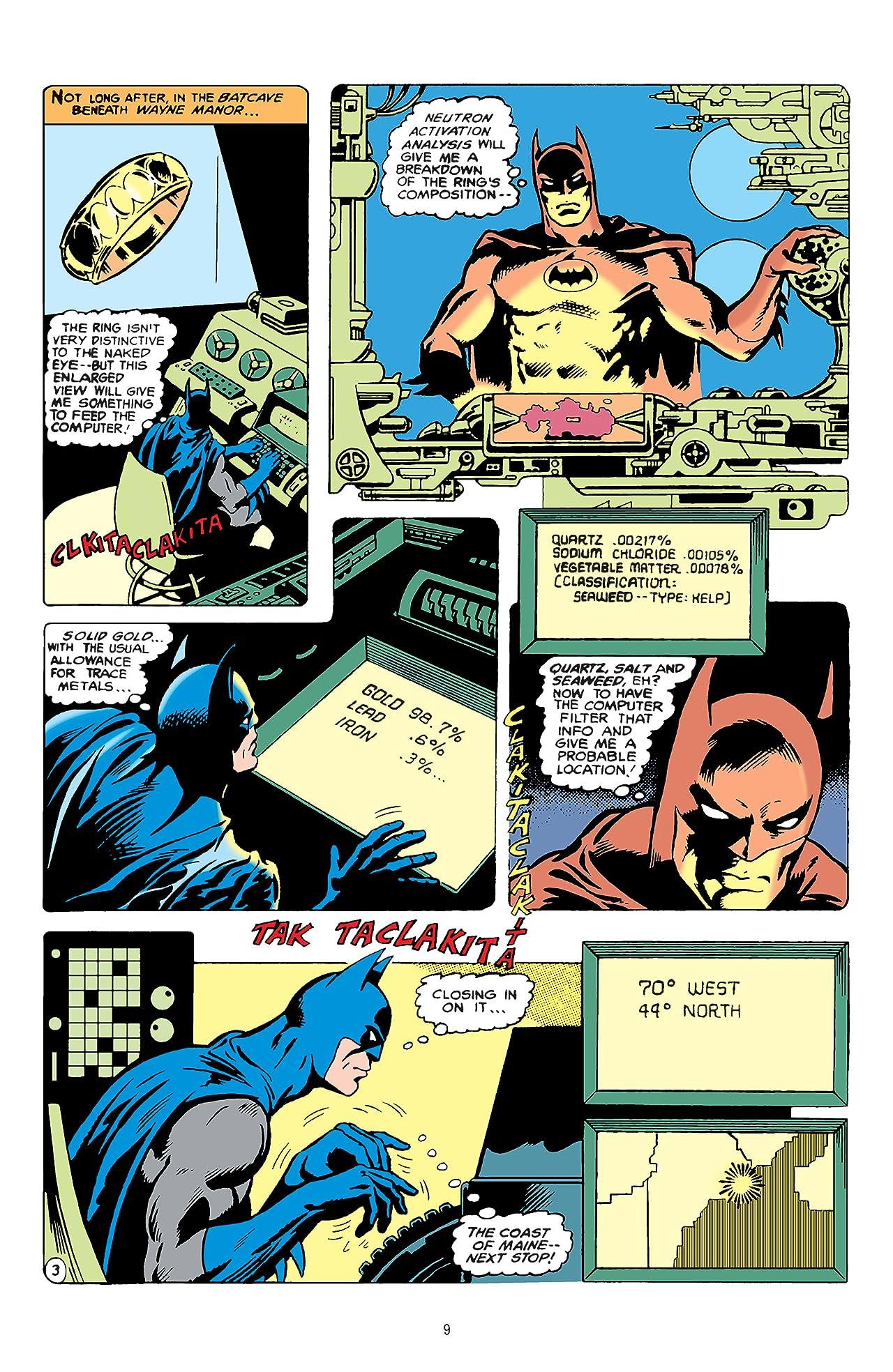 Tales of the Batman: Don Newton
