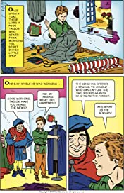 Classics Illustrated Junior #523: The Gallant Tailor