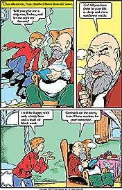 Classics Illustrated Junior #564: The Salt Mountain