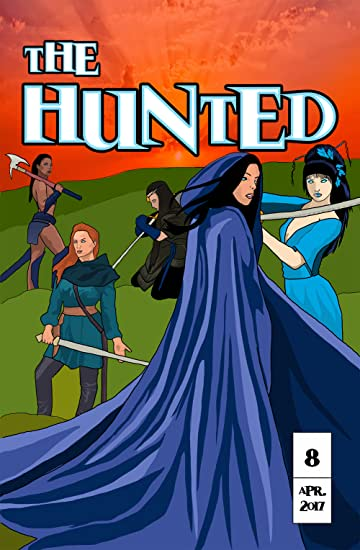 The Hunted #8
