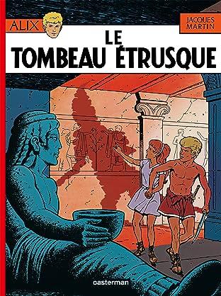 Alix Vol. 8: Le Tombeau étrusque