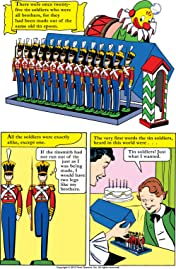 Classics Illustrated Junior #514: The Steadfast Tin Soldier