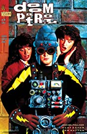 Doom Patrol (1987-1995) #70