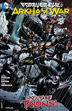 Forever Evil: Arkham War (2013-2014) #2 (of 6)