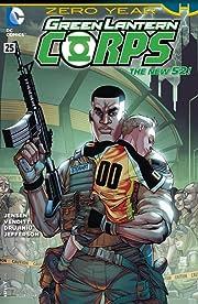 Green Lantern Corps (2011-2015) #25