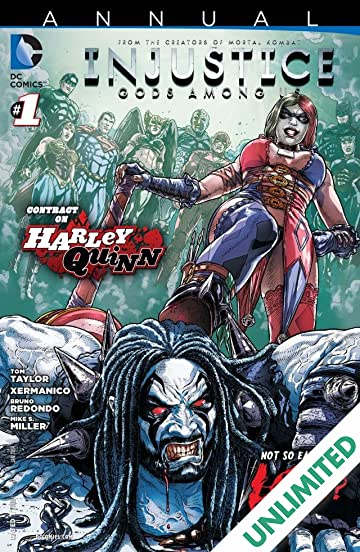 Injustice: Gods Among Us (2013): Annual #1