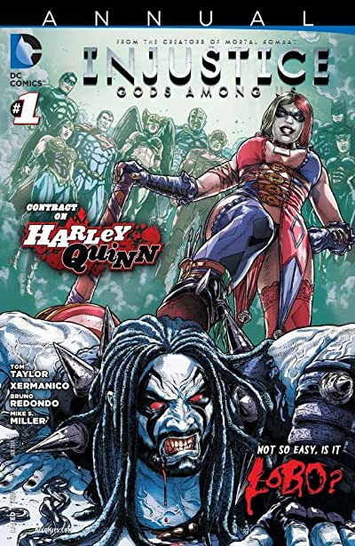 Injustice: Gods Among Us (2013): Annual #1 - DC Entertainment