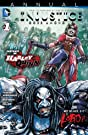 Injustice: Gods Among Us (2013) #1: Annual