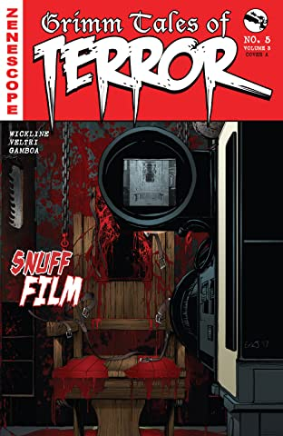 Grimm Tales of Terror Vol. 3 #5