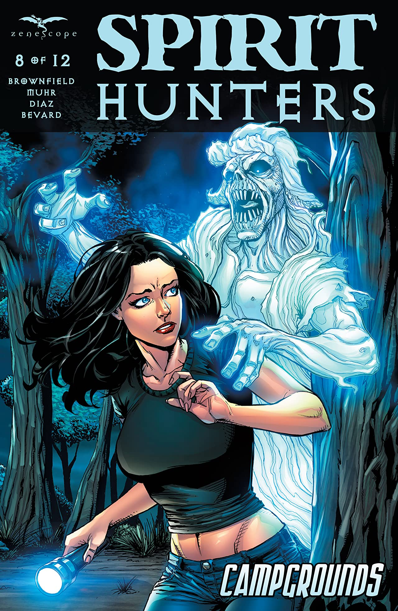 Spirit Hunters #8 (of 12)