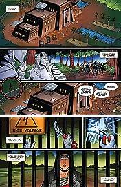 Van Helsing vs. The Mummy of Amun-Ra #5
