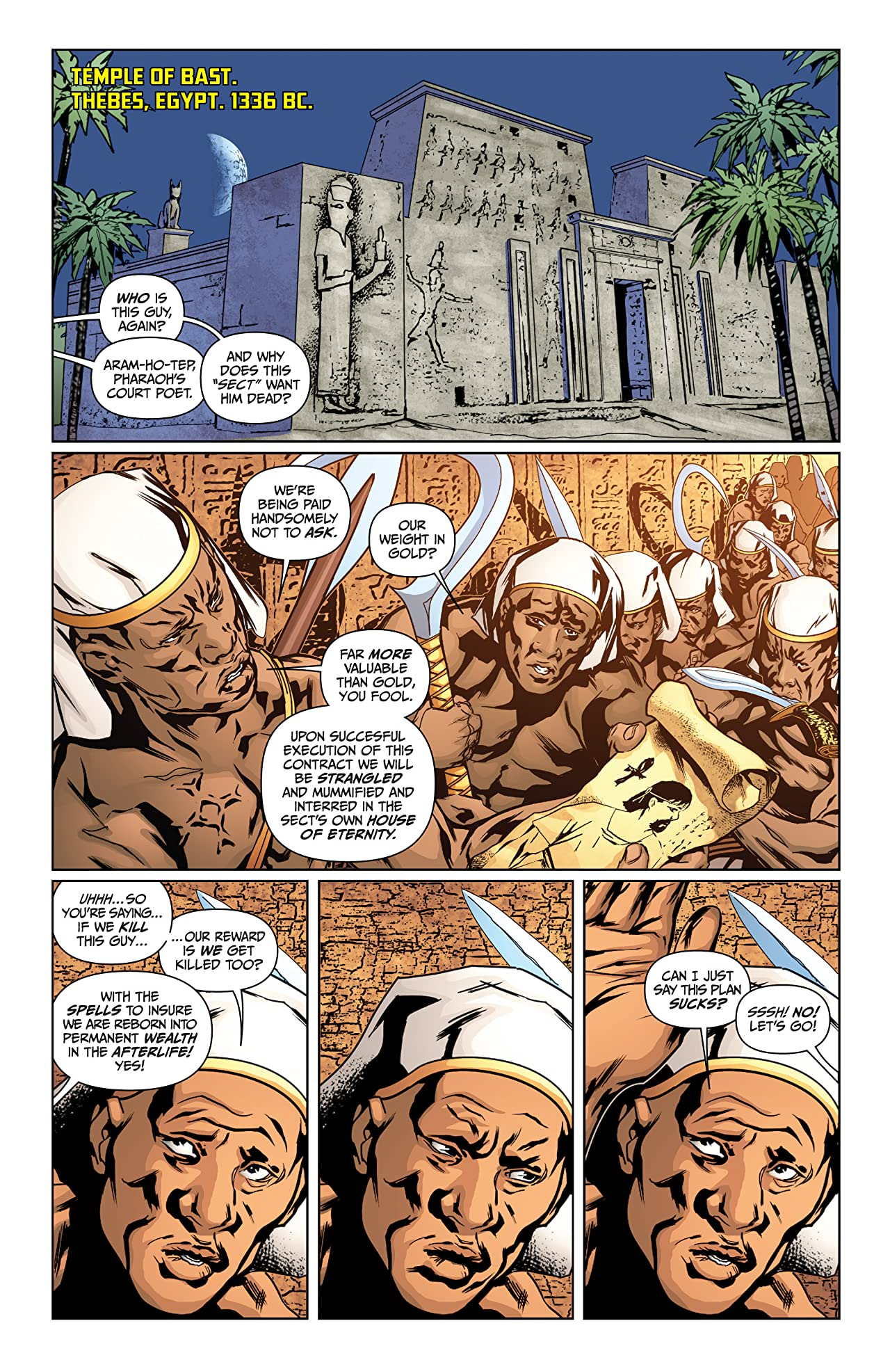 Archer & Armstrong (2012- ) #15: Digital Exclusives Edition