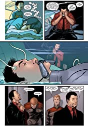 Harbinger (2012- ) #18: Digital Exclusives Edition