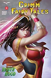 Grimm Fairy Tales (2016-) #6