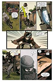 The Courier #3 (of 5)