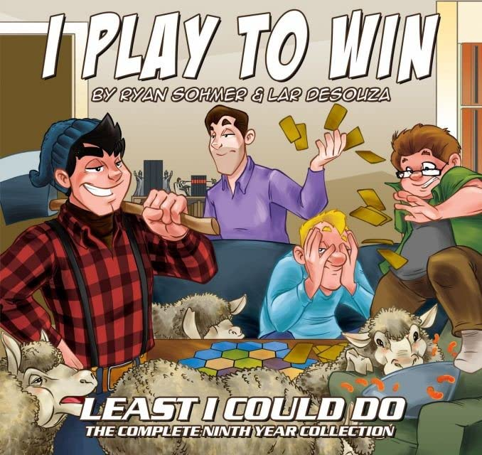 Least I Could Do Vol. 9: I Play To Win