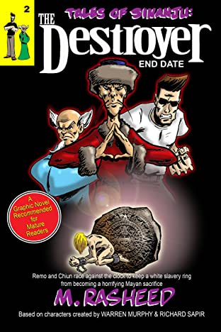 Tales of Sinanju: The Destroyer Vol. 2: End Date
