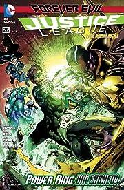 Justice League (2011-2016) No.26