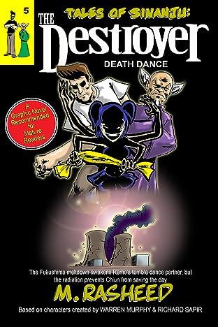 Tales of Sinanju: The Destroyer Vol. 5: Death Dance