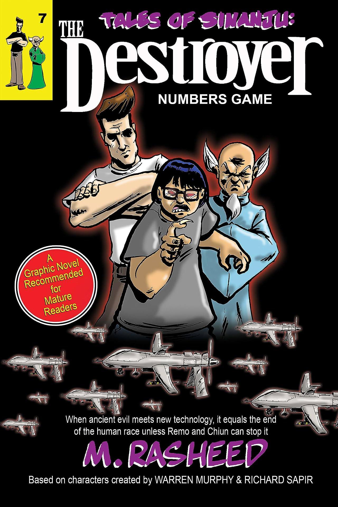 Tales of Sinanju: The Destroyer Vol. 7: Numbers Game