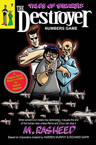 Tales of Sinanju: The Destroyer Vol. 7: Numbers Game