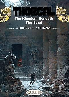 Thorgal Vol. 18: The kingdom beneath the sand