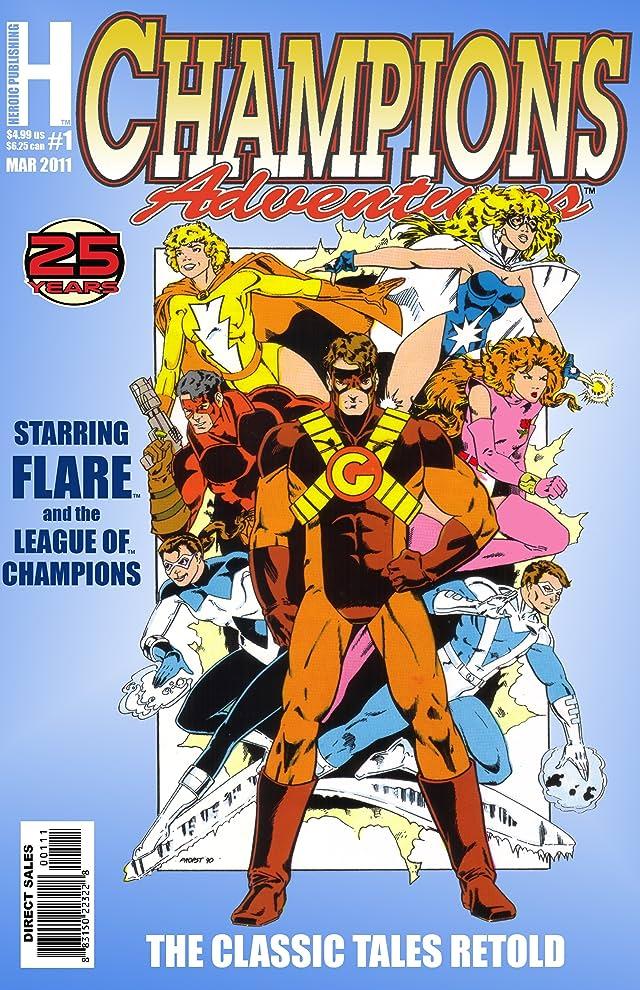Champions Adventures #1