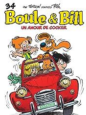 Boule & Bill Vol. 34: Un amour de cocker