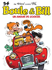 Boule & Bill Vol. 34: Un amour de cocker