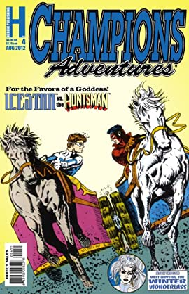 Champions Adventures #4