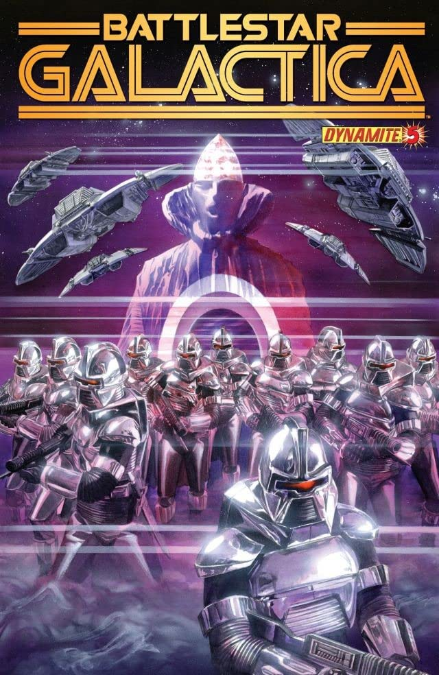 Classic Battlestar Galactica Vol. 2 #5