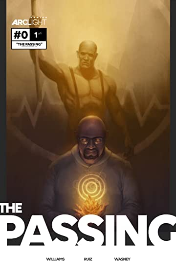 Arclight Comics PRESENTS #0