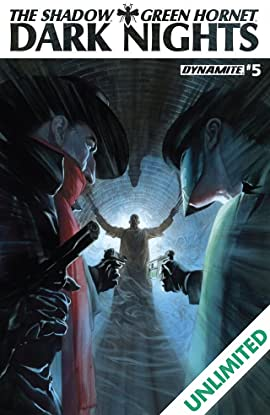 The Shadow/Green Hornet: Dark Nights #5 (of 5): Digital Exclusive Edition