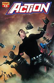 Codename: Action #3 (of 5): Digital Exclusive Edition