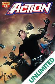 Codename: Action #3 (of 5): Digital Exclusive Edition