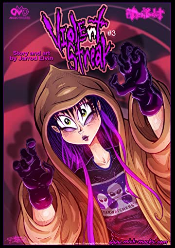 VioleNt Streak #3