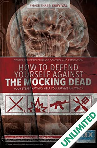 The Mocking Dead #3 (of 5): Digital Exclusive Edtion
