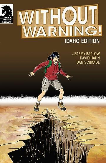 Without Warning! (Earthquake Idaho Edition)