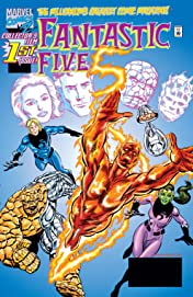 Fantastic Five (1999) #1