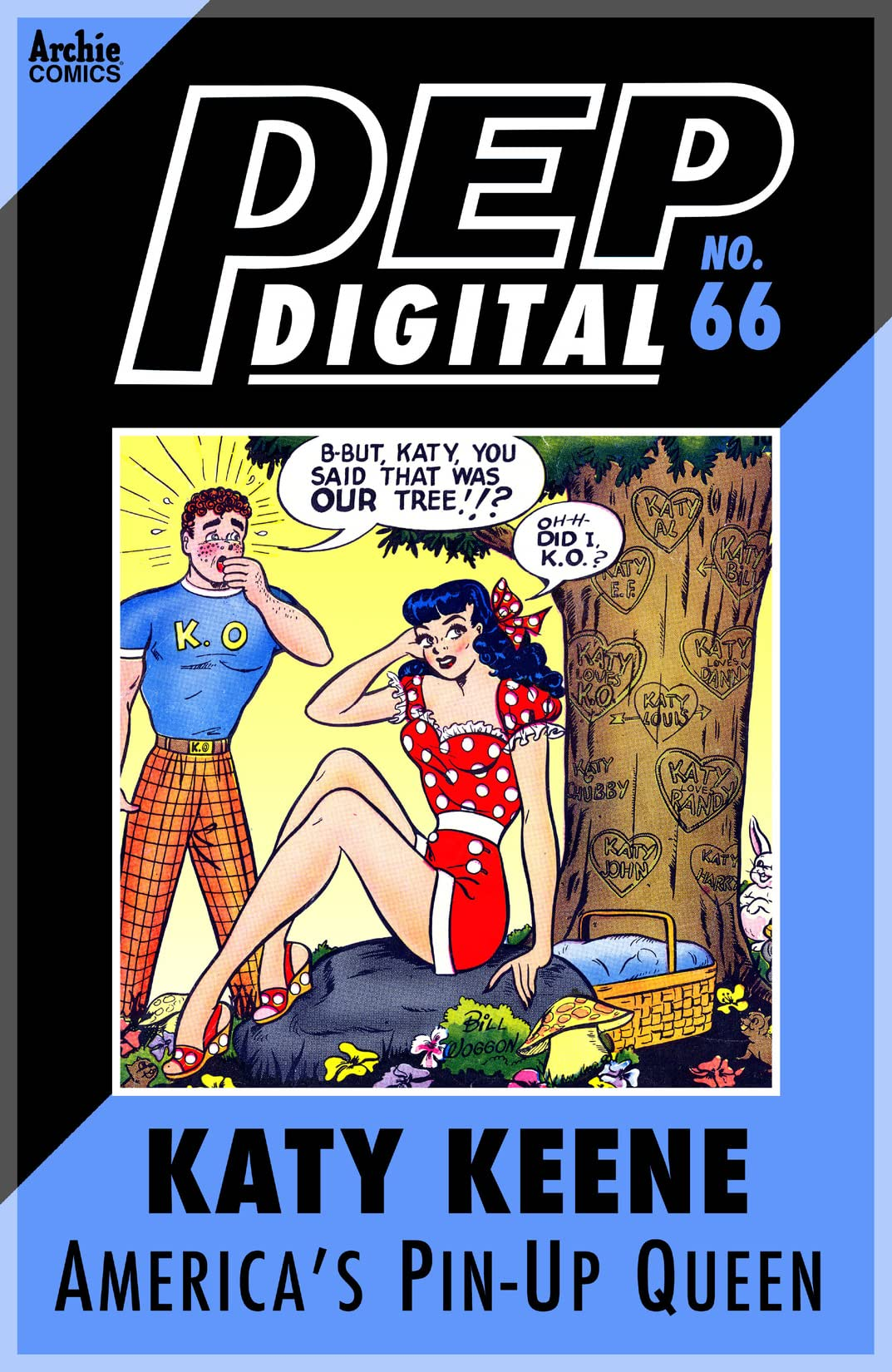 PEP Digital #66: Katy Keene America's Pin-Up Queen