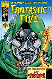 Fantastic Five (1999) #5