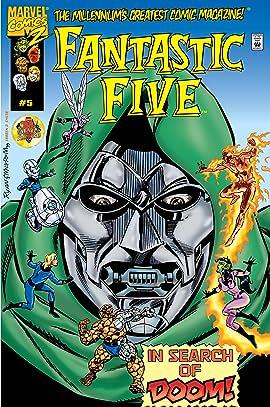 Fantastic Five (1999) #5