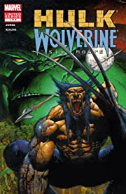 Hulk/Wolverine: 6 Hours (2003) #1 (of 4)