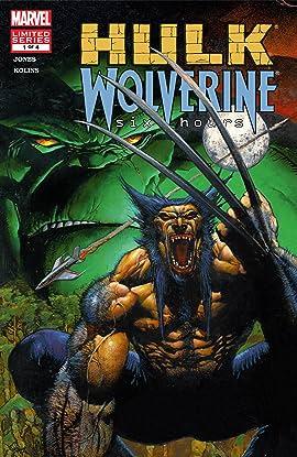 Hulk/Wolverine: 6 Hours (2003) #1 (of 4)