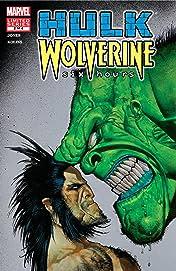 Hulk/Wolverine: 6 Hours (2003) #2 (of 4)