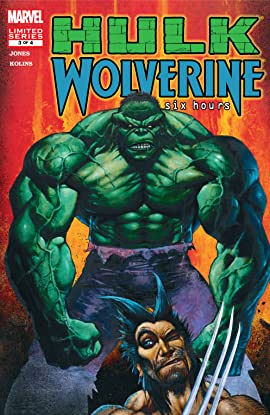 Hulk/Wolverine: 6 Hours (2003) #3 (of 4)