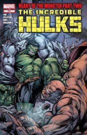 Incredible Hulks (2009-2011) #631